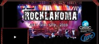 Hell yeah, I'm goin' to Rocklahoma