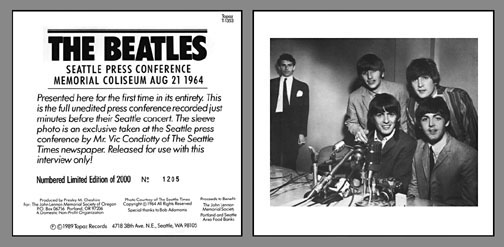 And Just When You Couldn't Get More Beatles…