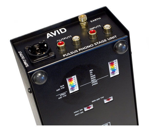 AVID Pulsus Phonostage – Analogaholic, Phonostages, Reviews