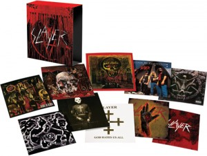Slayer box set