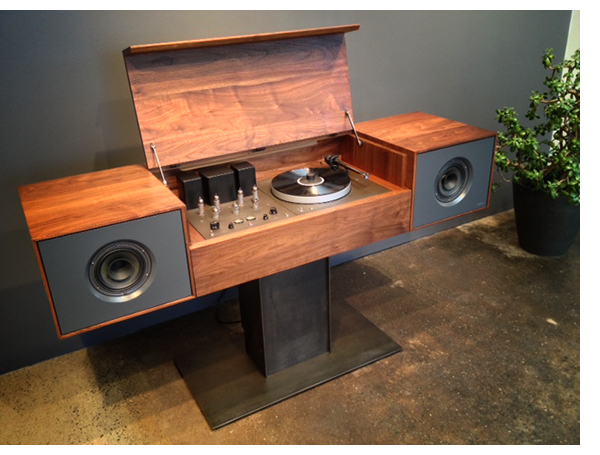 This is NOT your Dad's console stereo…