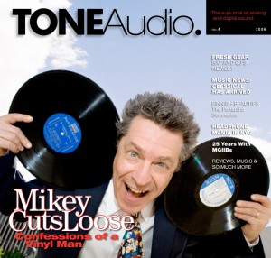 TONEAudio Magazine Issue 4