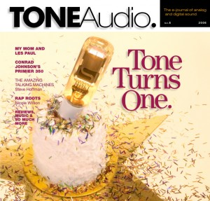 TONEAudio Magazine Issue 6
