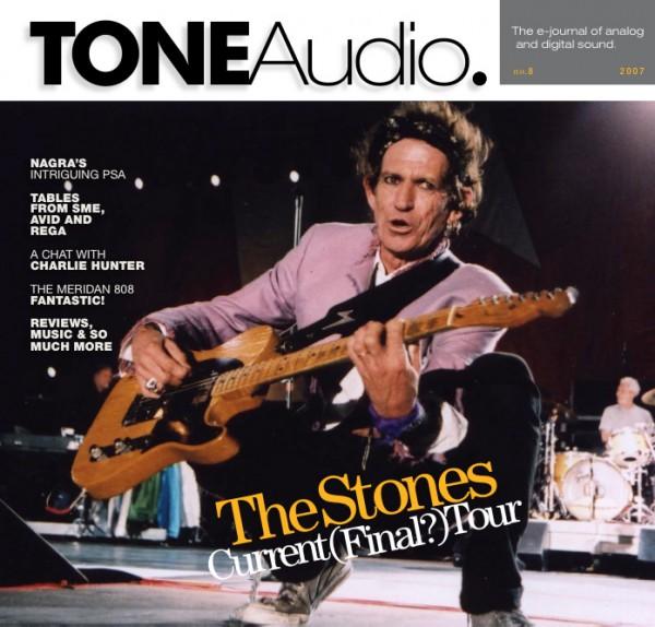 TONEAudio Magazine Issue 8