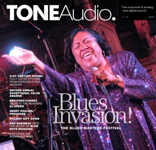 TONEAudio Magazine Issue 13