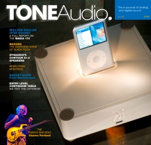 TONEAudio Magazine Issue 15
