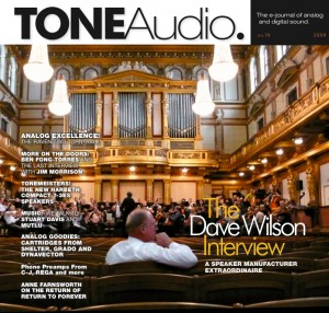 TONEAudio Magazine Issue 16