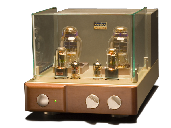 WAVAC MD-300B integrated amplifier – Reviews | TONEAudio