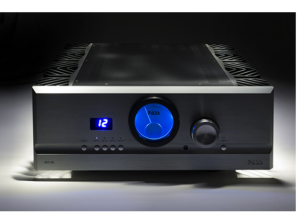 Pass Labs INT-60 Amplifier