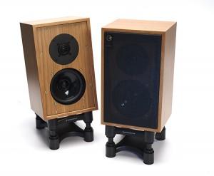 The Chartwell Audio LS3/5