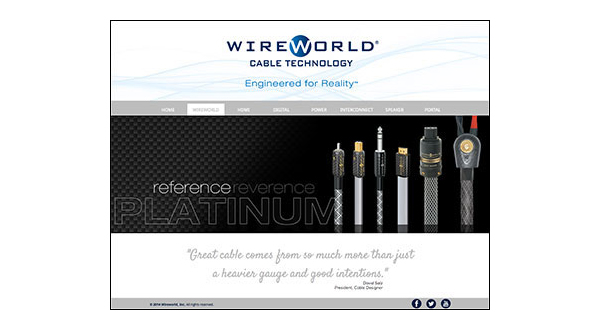 Wireworld Launches New, Updated Webiste