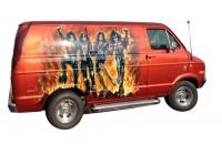 The Kiss Van
