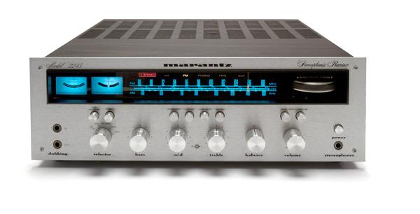 Marantz 2245 Stereo Receiver – Old School   TONEAudio MAGAZINE