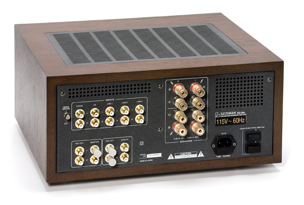 Luxman SQ-38u Integrated Amplifier – Reviews | TONEAudio