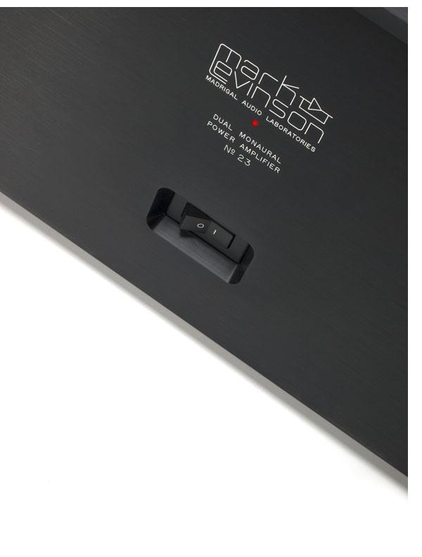 Mark Levinson No 23 Amplifier – Old School | TONEAudio MAGAZINE