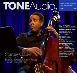 Tone Audio Issue 26 large cover