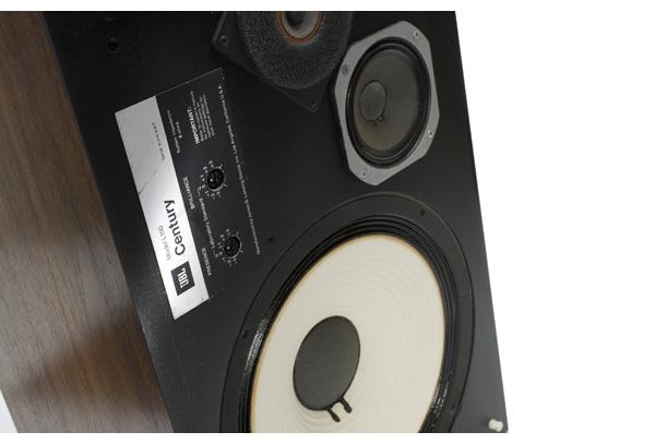 JBL L-100 Century Loudspeakers – Old School   TONEAudio MAGAZINE