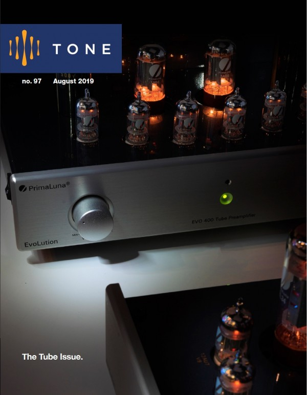 TONEAudio MAGAZINE | The e-journal of analog and digital sound
