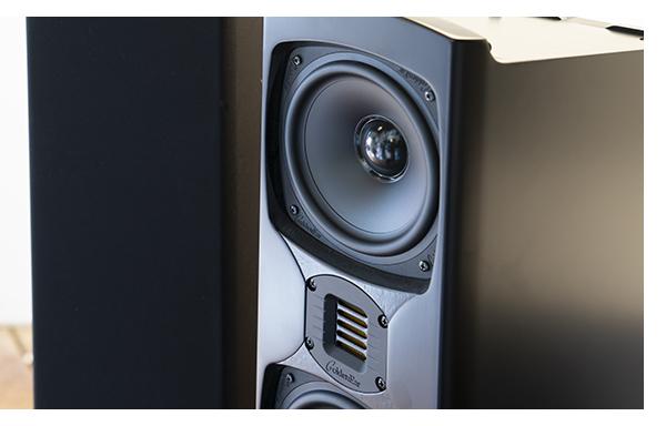 The Golden Ear Triton 5 Speakers
