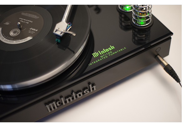 The McIntosh MTI100 Music System
