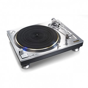 The Technics SL-1200G Turntable