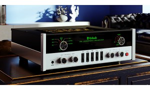 McIntosh Labs announces the C22 MK V preamplifier