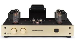 Conrad-Johnson's CAV 45-S2 Control Amplifier Arrives!