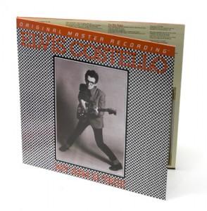 Elvis Costello on MoFi