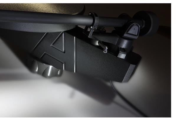 The AVID Ingenium Plug&Play turntable