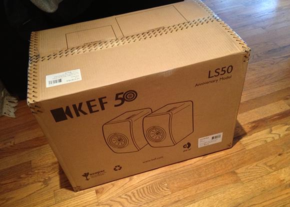 KEF LS 50s
