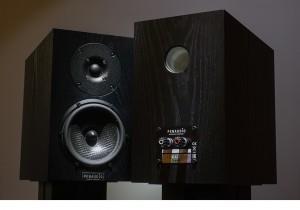 The Penaudio Lumi Speakers
