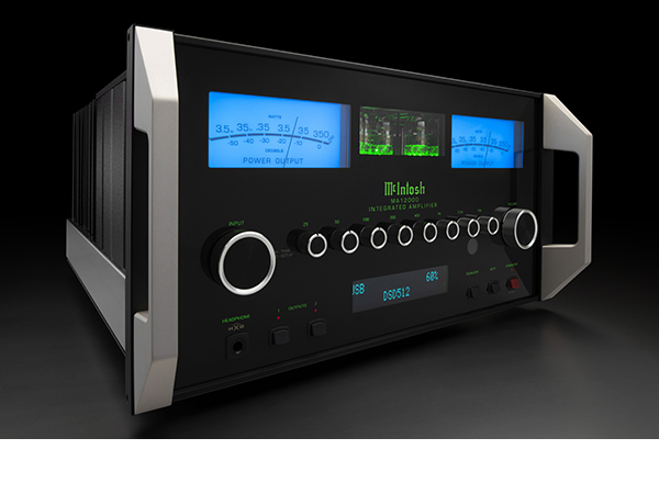 Monster integrated from McIntosh – the MA12000