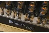 The McIntosh MC1502 Power Amplifier