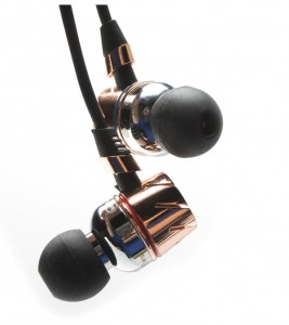 Monster Turbine Pro Copper Edition earbuds