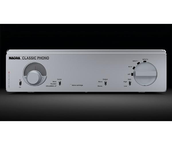 Nagra's new Classic Phono Phono Stage