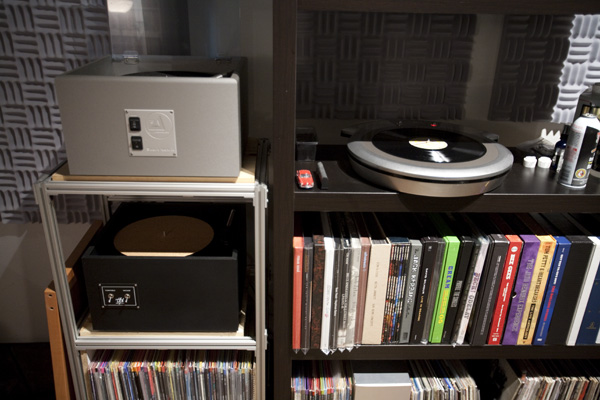 Record cleaning 1