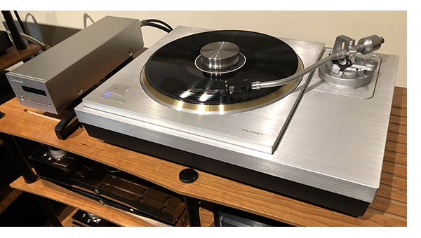 First Listen: The new Technics SP-10R