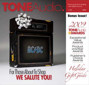 TONEAudio Magazine Issue 25