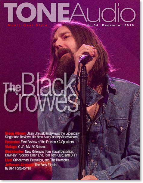 TONEAudio Magazine Issue 34