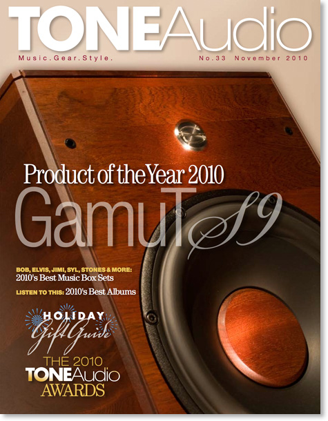 TONEAudio Magazine Issue 33