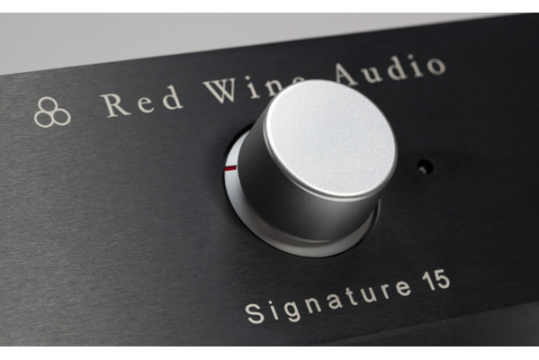 Red Wine Audio's Signature 15 Amplifier