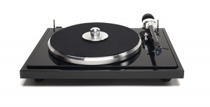 The EAT B-Sharp Turntable