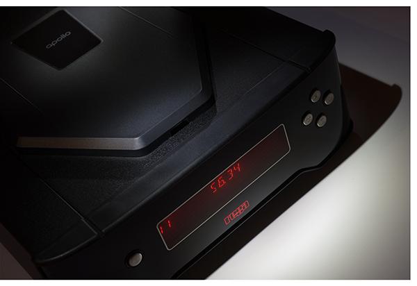 The Rega Apollo CD player