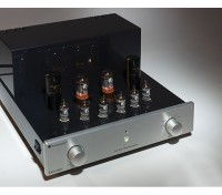 The PrimaLuna EVO 400 Preamplifier