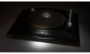 The LSA T-3 turntable from Underwood HiFi