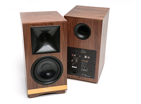 """Klipsch """"The Sixes"""" Powered Speakers – Reviews 