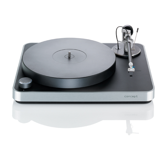The Clearaudio Concept Turntable