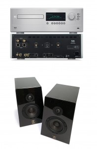 T+A 2500R Disc Player