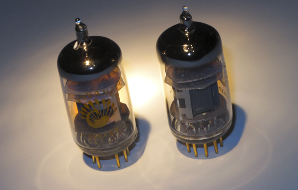 PSVANE 12AX7′s are fantastic tubes!