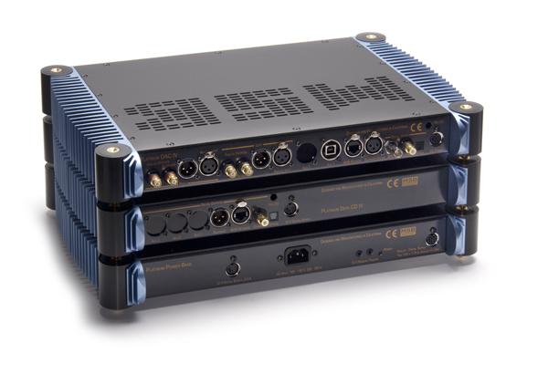 MSB Technology Platinum Data CD IV Transport and Platinum
